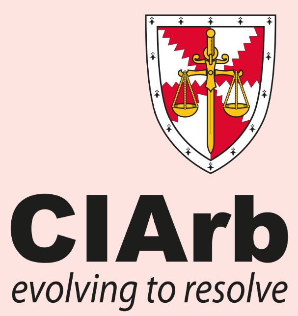 The Chartered Institute of Arbitrator's logo