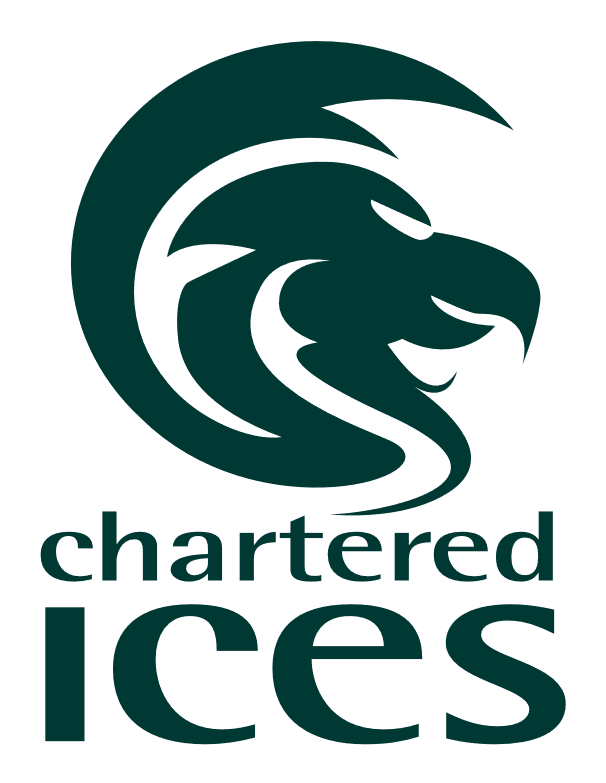The Chartered Institution of Civil Engineering Surveyors' logo